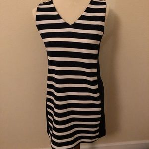 Zara Breton striped dress